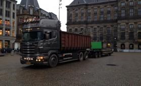 Sloop keldervloer Amsterdam